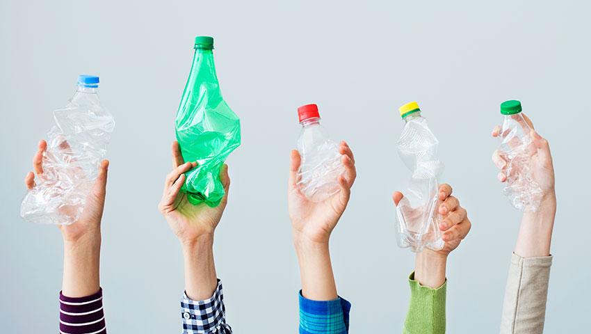 Tipos de plásticos y sus números