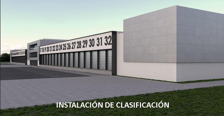 Planta de Clasificación- EcoSoluciones